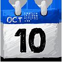 Calendar - icon #193093 gratis