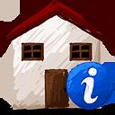 Startseite-info - Kostenloses icon #193163
