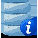 infos de base de données - icon gratuit(e) #193183