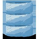 Datenbank - Kostenloses icon #193193