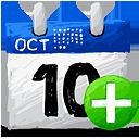 Kalender hinzufügen - Free icon #193203