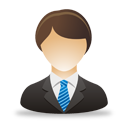 Business User - icon gratuit #193283