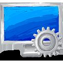 Computer-Prozess - Kostenloses icon #193393