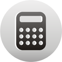 Calculator - icon gratuit(e) #193443