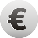 Euro Currency Sign - icon gratuit(e) #193553