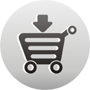 Put In Shopping Cart - icon #193563 gratis