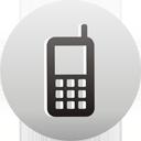 мобильный телефон - бесплатный icon #193573