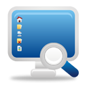 Search Computer - icon gratuit #193803