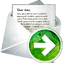 Forward New Mail - Free icon #194023
