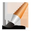cepillo de pintura - icon #194243 gratis