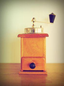 Coffee grinder - Kostenloses image #194373