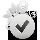 akzeptieren - Kostenloses icon #194383