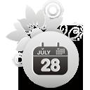 Calendar - icon #194433 gratis