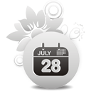 Calendar - Kostenloses icon #194433