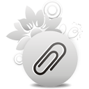 Attach - icon gratuit(e) #194443