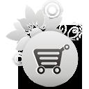 carrito de compras - icon #194523 gratis