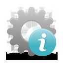 informação do processo - Free icon #194563