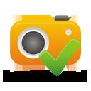 Fotokamera akzeptieren - Kostenloses icon #194623