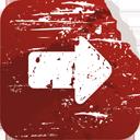 Следующая - бесплатный icon #194753