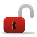 Unlock - icon gratuit #194973