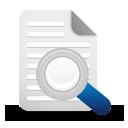 page de recherche - icon gratuit #194983