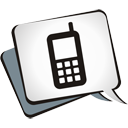 Mobile Phone - icon gratuit #195043