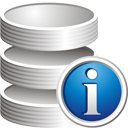Database Info - icon gratuit #195283