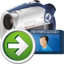 Digital Camcorder Next - Free icon #195313