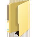Dossier vide - icon gratuit #195343