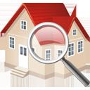 Поиск дома - бесплатный icon #195403