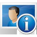 Image Info - Kostenloses icon #195423
