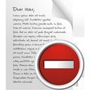 suppression de la page - icon gratuit #195573