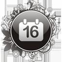 calendrier - icon gratuit #195883