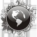 globo del mundo - icon #195953 gratis
