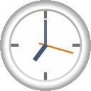 horloge - icon gratuit #195993