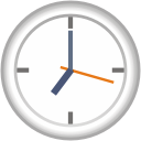 Clock - Free icon #195993