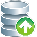 Database Up - icon gratuit(e) #196003