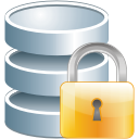 Database Lock - icon gratuit #196013