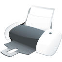 Printer - icon #196043 gratis