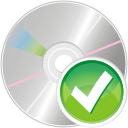 CD aceptar - icon #196083 gratis