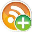 Añadir RSS - icon #196133 gratis