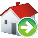 Home Next - Free icon #196263
