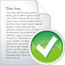 billet de blog accepter - icon gratuit(e) #196303