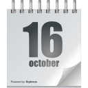 Calendar Date - бесплатный icon #196313