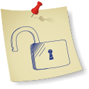 Candado abierto - icon #196343 gratis