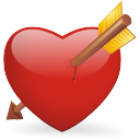 Bleeding Heart - icon #196423 gratis