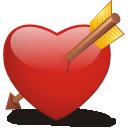 corazón sangrante - icon #196423 gratis
