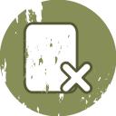 remover página - Free icon #196453