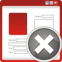 eliminar aplicación - icon #196813 gratis