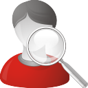 User Search - icon #196843 gratis